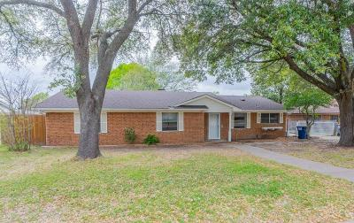 Red Oak Single Family Home For Sale: 115 N Valley Street