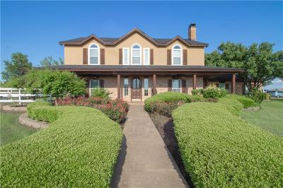 Haslet Single Family Home For Sale: 2227 White Lane