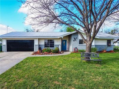 Bangs TX Single Family Home Active Option Contract: $106,000