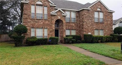 Desoto Single Family Home For Sale: 321 S Laurel Springs Drive