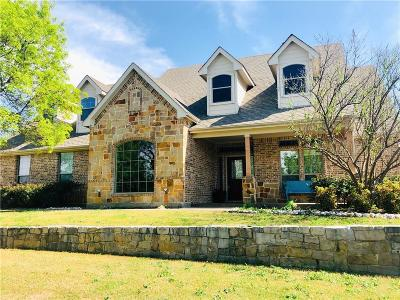 Weatherford Single Family Home Active Option Contract: 630 Sandwood Court