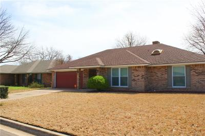 Fort Worth Single Family Home For Sale: 4409 Yellowleaf Drive