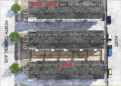 Dallas Condo For Sale: 2304 N Carroll Avenue #102