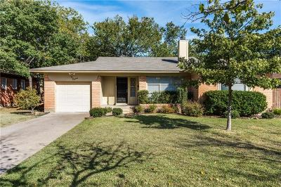 Richardson Single Family Home For Sale: 618 Scottsdale Drive