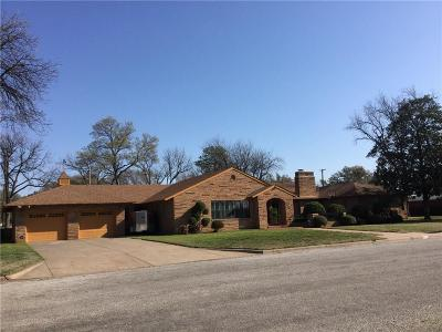 Young County Single Family Home For Sale: 906 Arbor