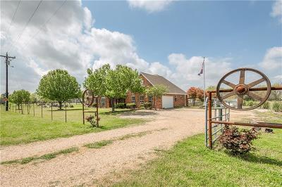 Royse City Single Family Home For Sale: 6706 Fm 1565