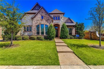Flower Mound Single Family Home For Sale: 3004 Reid Drive