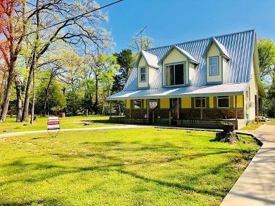 Mabank Single Family Home For Sale: 6171 Inca Drive