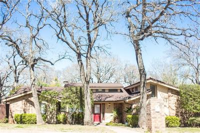 Azle Single Family Home For Sale: 441 Lake Terrace Drive
