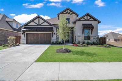 Frisco Single Family Home For Sale: 7545 Sanctuary Drive
