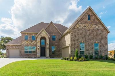 Flower Mound Single Family Home For Sale: 1501 Hillard Drive