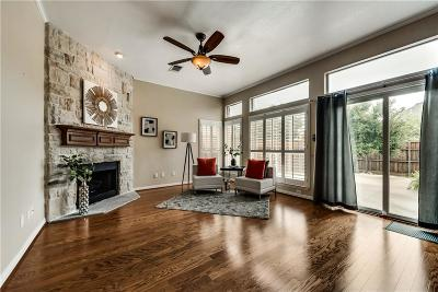 Lewisville Single Family Home For Sale: 833 High Meadow Court