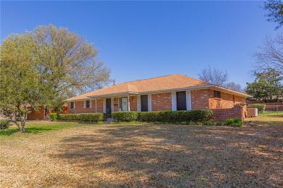 Sachse Single Family Home For Sale: 5406 Murphy Road