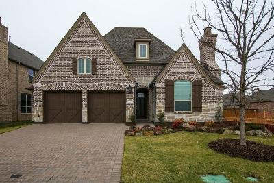 The Colony Single Family Home For Sale: 8328 Richmond
