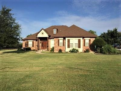 Pilot Point Single Family Home Active Option Contract: 1000 Parkway Lane