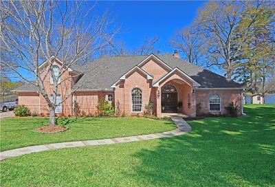 Tyler Single Family Home For Sale: 8056 Peninsula Drive