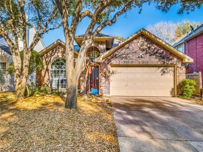 Frisco Single Family Home Active Option Contract: 5212 Promise Land Drive