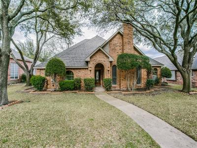 Plano Single Family Home For Sale: 7604 Zurich Drive