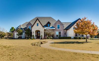 Celina Single Family Home Active Option Contract: 5400 Oak Bend Trail