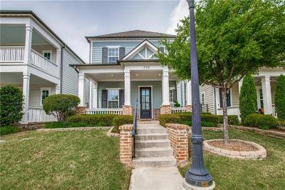 Coppell Single Family Home For Sale: 733 S Coppell Road