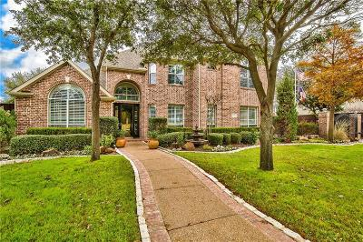 Colleyville Single Family Home For Sale: 6624 Sapphire Circle S