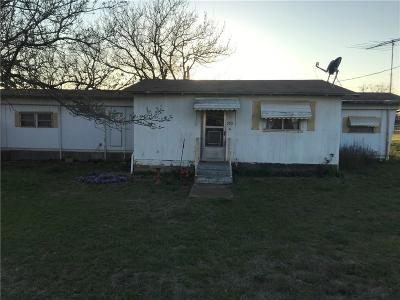 Throckmorton County Single Family Home For Sale: 323 N Hwy 183