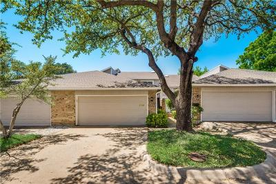 Carrollton Townhouse For Sale: 2137 Country Villa Drive