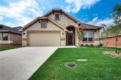 Cooke County Single Family Home For Sale: 1813 Vallana Drive