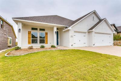 Benbrook Single Family Home For Sale: 11012 Slick Rock Drive
