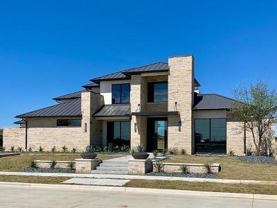 Denton County Single Family Home For Sale: 1538 Courtland Drive