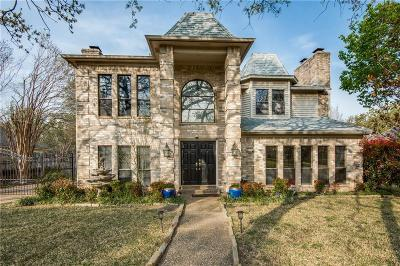 Colleyville Single Family Home Active Option Contract: 4010 Ambleside Court