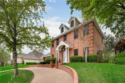 North Richland Hills Single Family Home For Sale: 6533 Meadow Lakes Drive