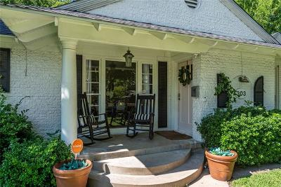 Rockwall Single Family Home For Sale: 303 Williams Street