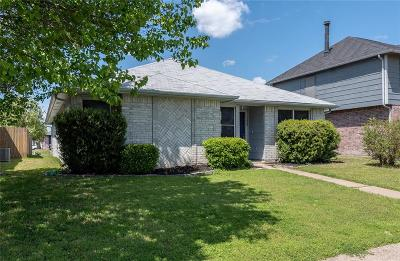 Mesquite Single Family Home For Sale: 1429 Spicewood Drive
