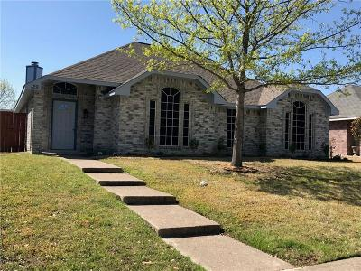 Rockwall Single Family Home For Sale: 129 Overbrook Drive