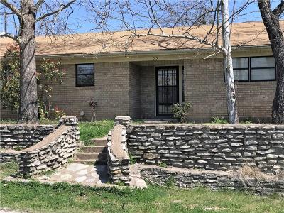 Hico Single Family Home For Sale: 515 N Pecan Street