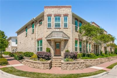 Lewisville Townhouse For Sale: 210 Lily Lane