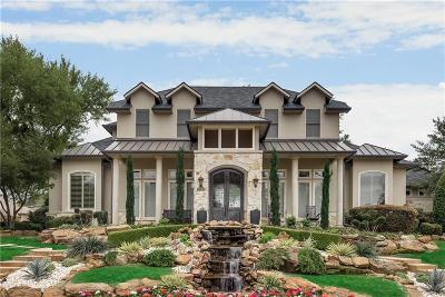 Frisco Single Family Home Active Option Contract: 5357 Spicewood Lane