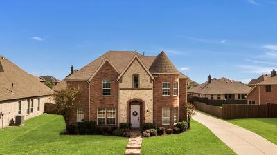 Prosper Single Family Home For Sale: 160 Wilson Drive