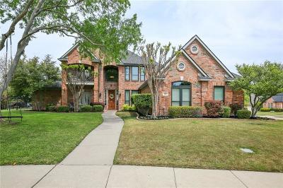McKinney Single Family Home Active Option Contract: 206 Pintail Drive
