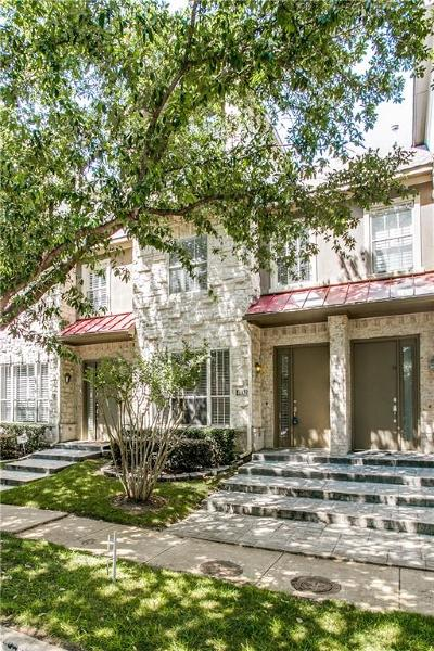 Townhouse For Sale: 4132 N Hall Street