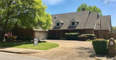 Single Family Home For Sale: 10012 Candlebrook Drive