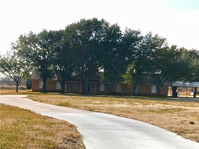 Kaufman Single Family Home For Sale: 5200 Tabor Pkwy (Co Rd 151)