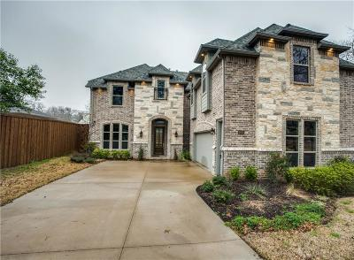Single Family Home For Sale: 9938 Mixon Drive