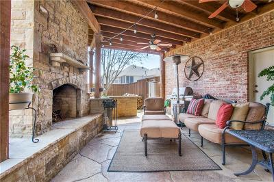 Plano Single Family Home Active Option Contract: 3712 Brookfield Drive