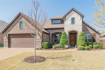 Sachse Single Family Home Active Contingent: 7223 Vista Hill Lane