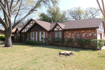 Bedford Residential Lease For Lease: 3015 Bramble Oaks Court