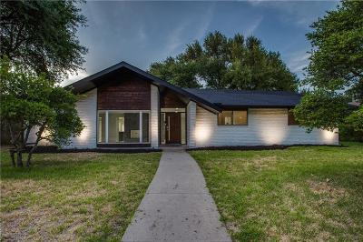 Single Family Home For Sale: 3339 Citation Drive