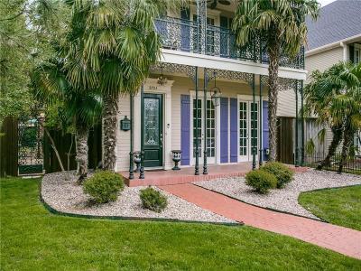 Single Family Home For Sale: 5703 Llano Avenue