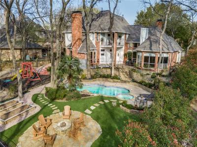 Dallas County Single Family Home Active Kick Out: 2622 Woods Lane